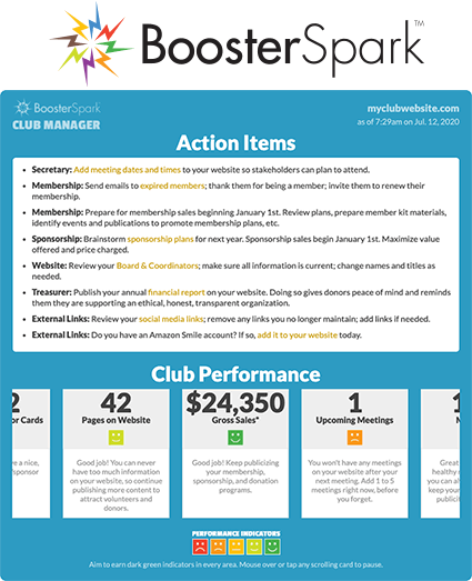 booster club management software